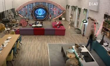 Big Brother: Έτσι «εισέβαλαν» οι πρώην παίκτες στο σπίτι και έφεραν μεγάλη αναστάτωση!