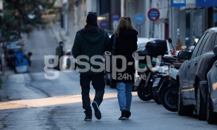 Επανασύνδεση! Ξανά μαζί το ερωτευμένο ζευγάρι της showbiz! Η πρώτη κοινή εμφάνιση