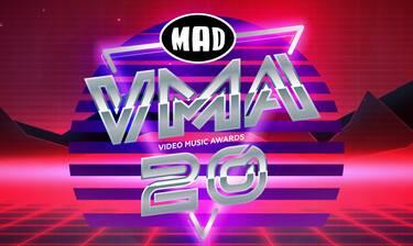 Mad Awards 2020: Έρχονται την Κυριακή 27 Δεκέμβρη στο MEGA