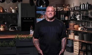 """Δημήτρης Σκαρμούτσος: «Δεν γίνεσαι καλός μάγειρας μέσα από το """"ΜasterChef""""»"""