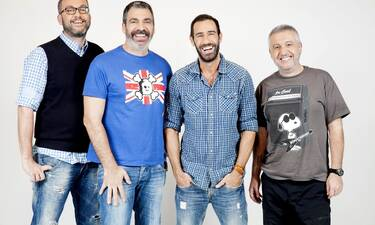 Ράδιο Αρβύλα - Βινύλιο: Επιστρέφουν! Το νέο κανάλι και η επίσημη ανακοίνωση
