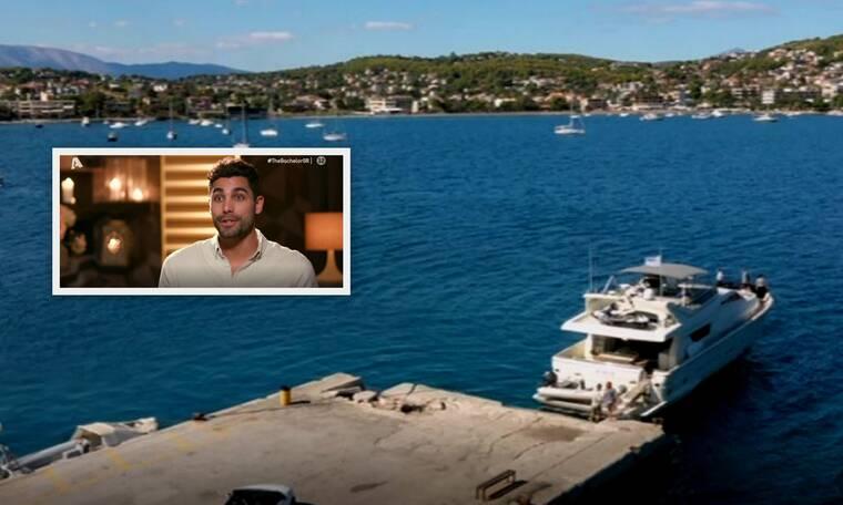 The Bachelor: Η βόλτα με το σκάφος και το πρώτο... «σ' αγαπώ»!
