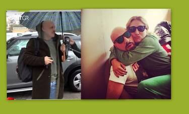 Νίκος Μουτσινάς: Αυτή είναι η σχέση του σήμερα με τη Μαρία Ηλιάκη - Η δήλωσή του on camera!