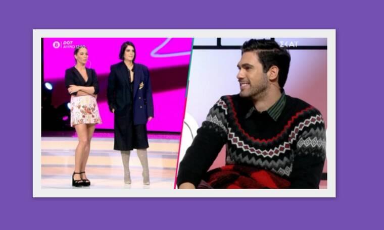 My Style Rocks: Το άστοχο φλερτ και η ατάκα της Αρετής - «Φιλικά πάντα»