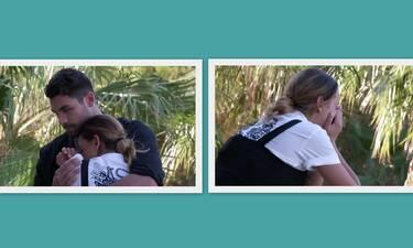 The Bachelor: Πλάνταξε στο κλάμα η Ραφαέλα με την ανακοίνωση του Παναγιώτη