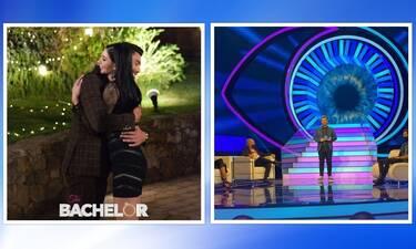 Τηλεθέαση: Ο Bachelor ή ο Μεγάλος Αδελφός κατάφερε να κερδίσει τους τηλεθεατές;