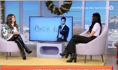 The Bachelor: H Σία απαντά για τις πλαστικές και τις ψεύτικες βλεφαρίδες!