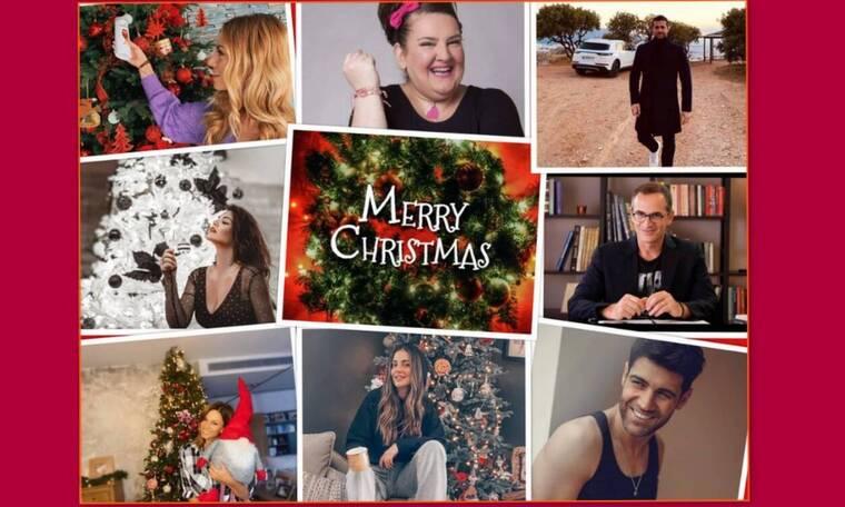 Οι Έλληνες celebrities μιλούν στο gossip-tv για τα καλύτερα Χριστούγεννά τους!