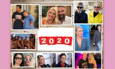Οι φιλίες Ελλήνων celebrities που γεννήθηκαν και διαλύθηκαν μέσα στο 2020!