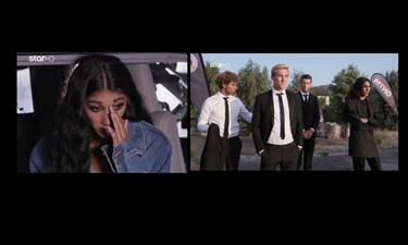 GNTM: Τα νεύρα της Παρασκευής, τα κλάματα και τα «γαλλικά» στον Έντουαρντ