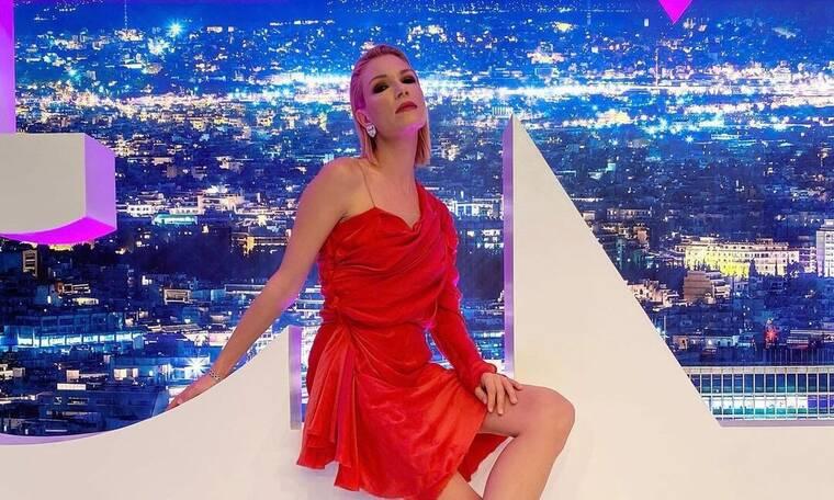 GNTM: Η Καγιά δημοσίευσε backstage φωτό από τον μεγάλο τελικό