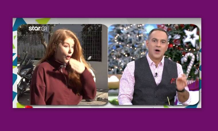 GNTM τελικός: Η Ξένια παραλίγο να αποκαλύψει on air την τελική τριάδα!