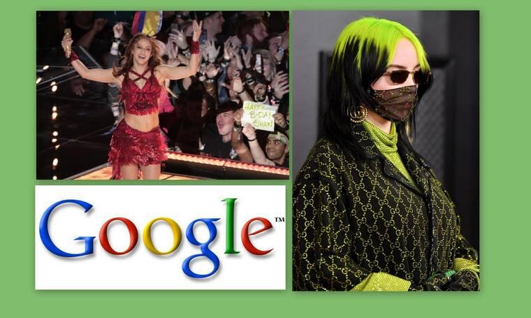 Αυτοί είναι οι επώνυμοι με τις περισσότερες αναζητήσεις στη Google το 2020 για το στιλ τους!
