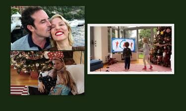 Καγιά – Κρασσάς: Ο ξέφρενος χορός των παιδιών τους δίπλα στο χριστουγεννιάτικο δέντρο!