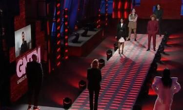 GNTM τελικός: Αποχώρησε μια ανάσα πριν τον τελικό και ξέσπασε σε κλάματα