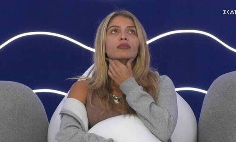Big Brother: Απίστευτα πλάνα της Σοφία Δανέζη – Τα είδαμε… όλα (pics)
