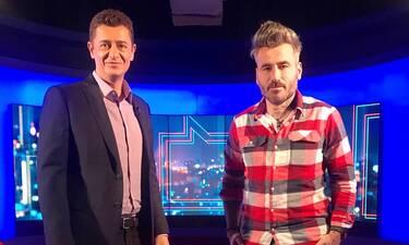 Μαυρίδης: H πρώτη του τηλεοπτική συνέντευξη μετά την περιπέτεια του με τον κορονοϊό