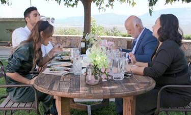 The Bachelor τελικός: Η μπηχτή της μαμάς της Βίβιαν για τα φιλιά του Παναγιώτη και οι... αποκαλύψεις