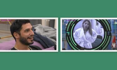 Big Brother: Οι παίκτες είδαν για πρώτη φορά αποσπάσματα από τα επεισόδια του ριάλιτι