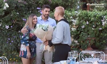 The Bachelor τελικός: Η αμηχανία του Παναγιώτη στο ραντεβού με τη μητέρα της Ραφαέλας!