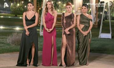 The Bachelor τελικός: Ανατροπή! Αποχώρησε το μεγάλο φαβορί (video+photos)