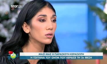 GNTM: Παρασκευή Κερασιώτη: «Έχω νιώσει ρατσισμό ως τσιγγάνα» (Video)