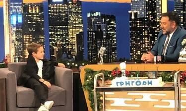 The 2Night Show: Αυτοί είναι οι αποψινοί καλεσμένοι του Γρηγόρη Αρναούτογλου
