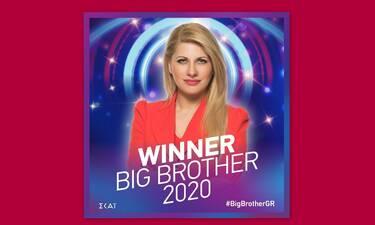Big Brother: Η Άννα Μαρία βγήκε νικήτρια και θυμόμαστε τις πιο έντονες στιγμές της