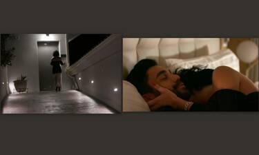 Τhe Bachelor: Τα πλάνα που μας άφησαν άφωνους! Αντζελίνα και Παναγιώτης μαζί στο κρεβάτι