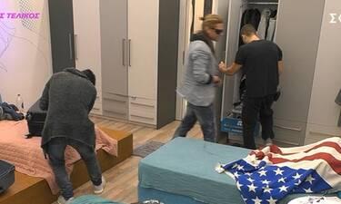 Big Brother: Οι παίκτες ετοιμάζουν βαλίτσες! Η ώρα του αποχωρισμού φτάνει!