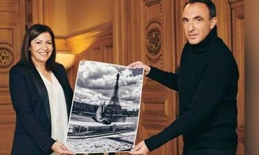 Το Παρίσι υποδέχεται το 2021 με τον Νίκο Αλιάγα - Η εξομολόγηση για τα δύσκολα παιδικά του χρόνια