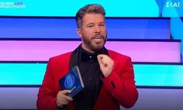 Big Brother τελικός: Η ανακοίνωση του Χάρη Βαρθακούρη για την ψηφοφορία