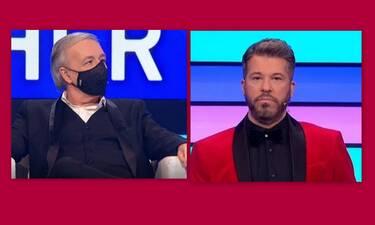 Big Brother τελικός: Τα «άκυρα» του Μικρούτσικου στον Βαρθακούρη - Άφωνος ο παρουσιαστής