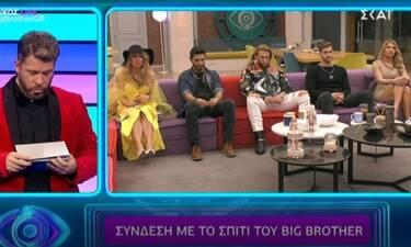 Big Brother τελικός: Αυτός ο παίκτης αποχώρησε πρώτος - Η τελική τετράδα