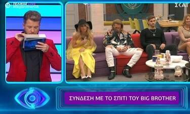 Big Brother τελικός: Αυτός αποχώρησε δεύτερος - Η τελική τριάδα