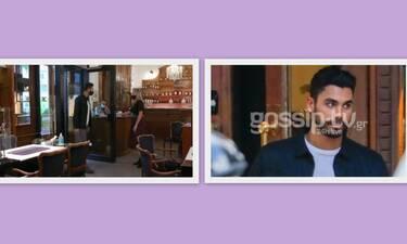 H απόλυτη επιβεβαίωση του gossip-tv: Η στιγμή που ο Βασιλάκος επιλέγει το μονόπετρο