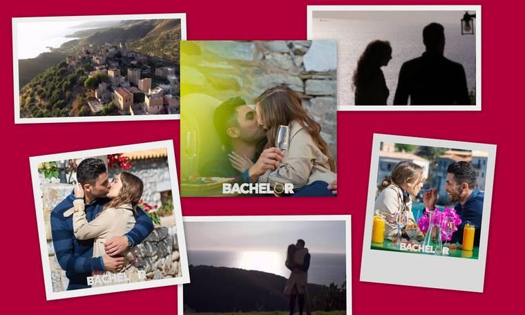 The Bachelor τελικός: Μαγικές εικόνες στη Μάνη - Η Βίβιαν έκανε τα πάντα για να κερδίσει!