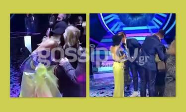 Big Brother τελικός: Η αγκαλιά της Άννας Μαρίας με τη μαμά της και τα φιλιά με τους δίδυμους