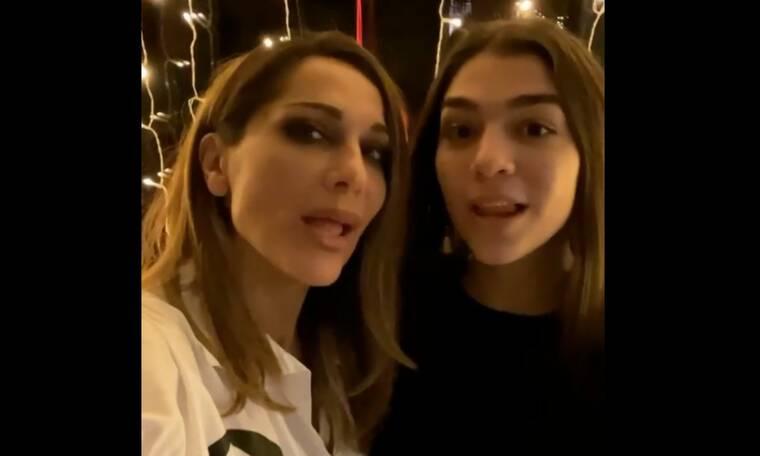 Δέσποινα Βανδή: Τραγουδάει με την κόρη της, Μελίνα και το βίντεο γίνεται viral!