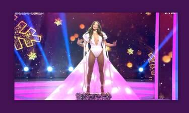 My Style Rocks τελικός: Φωτιά πήρε το στούντιο με το χορό της Κατερίνας Στικούδη