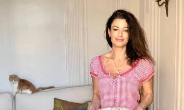 Το σπίτι της Δωροθέας Μερκούρη στην Πλάκα είναι όνειρο και με ιταλική φινέτσα