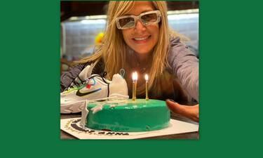 Άννα Βίσση: Έτσι πέρασε τα γενέθλιά της – Αυτή είναι η ηλικία της!