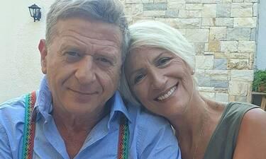 Καίτη Κωνσταντίνου: «Ο Κώστας είναι πλέον σαν νόμιμος σύζυγος μου»