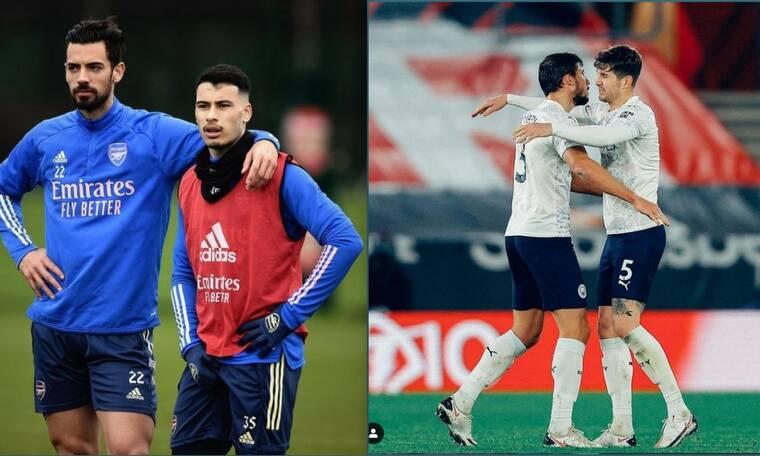 Δυνατά παιχνίδια σε Serie A, La Liga και League Cup Αγγλίας