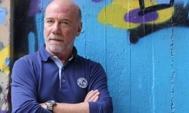 Μένιος Σακελλαρόπουλος: «Δουλεύω με το ίδιο πάθος, όπως πριν 41 χρόνια»