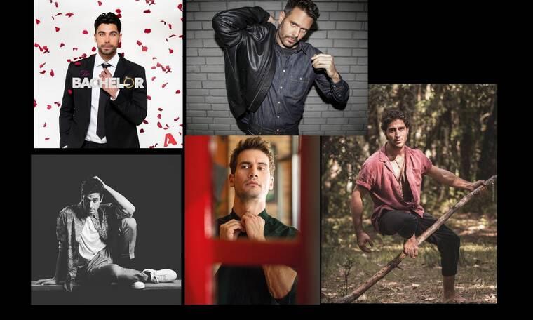 Ανασκόπηση 2020: Νέοι και ωραίοι! Αυτοί είναι οι πρωτοεμφανιζόμενοι άνδρες της TV