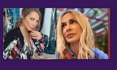 Δέσποινα Βανδή - Άννα Βίσση: Τέλος η κόντρα! Έκαναν follow η μία την άλλη στο Instagram