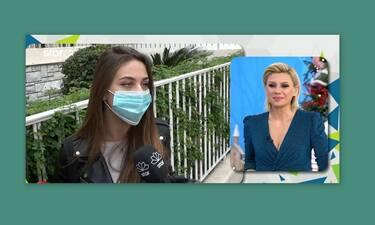 The Bachelor: Είναι η Μαρίνα το τρίτο πρόσωπο στη σχέση Βασιλάκου – Νικολέττας; Απαντά on camera!