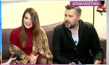 Γιάννης Καλλιάνος – Χάρις Δαμιανού: Μιλούν πρώτη φορά  δημόσια για το παιδί που περιμένουν