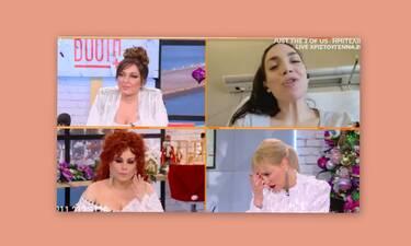 The Booth: Η Κρυσταλλία έκανε δηλώσεις από το μαιευτήριο και τα κορίτσια είχαν πλαντάξει στο κλάμα